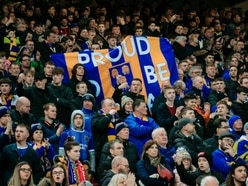 Liverpool 1 Shrewsbury Town 0: Find your face in the Anfield crowd - GALLERY