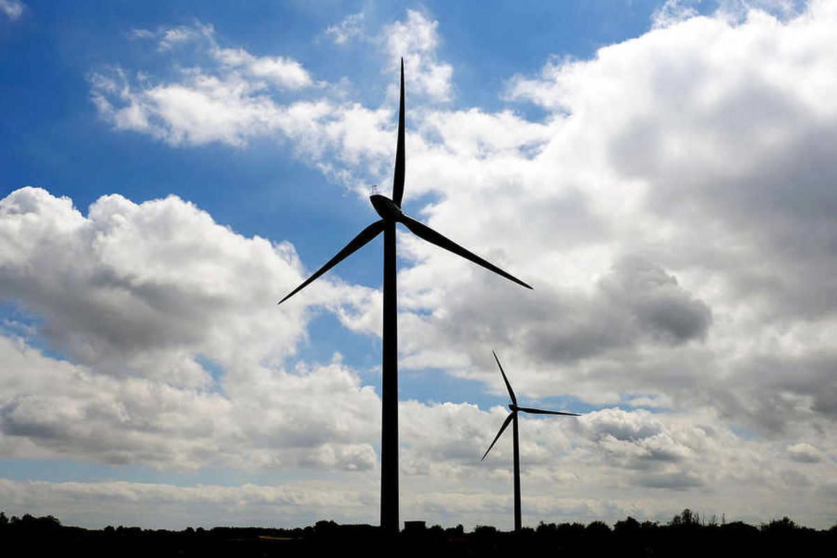 Stress fear over Shropshire and Mid Wales windfarms plan