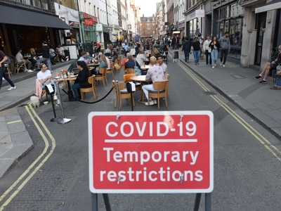 Number of weekly deaths linked to Covid-19 at lowest level since lockdown began