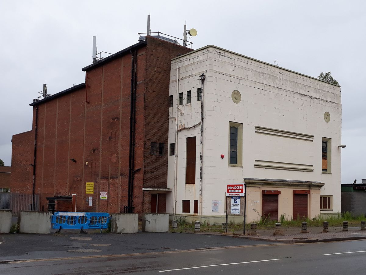 The former Clifton Cinema, Bridge Road, Wellington