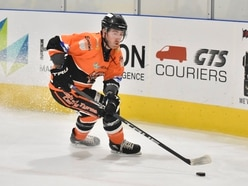 Telford Tigers edged out as Pirates plunder win
