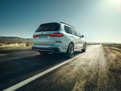 BMW gives its X5 and X7 SUVs the 523bhp M division treatment