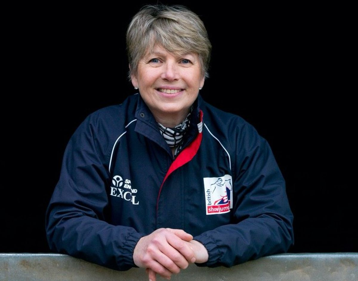 Showjumping's Nicky Fuller is a finalist for the UK Coaching Awards