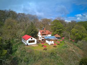 The Halfway House near the top of the Wrekin is up for sale