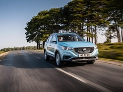 First Drive: MG recharges its ZS with electric power