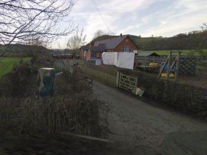 Llangedwyn School . Photo: Google StreetView
