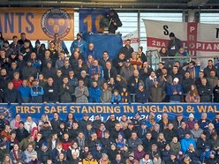 Search is on for Shrewsbury Town's fan of the season