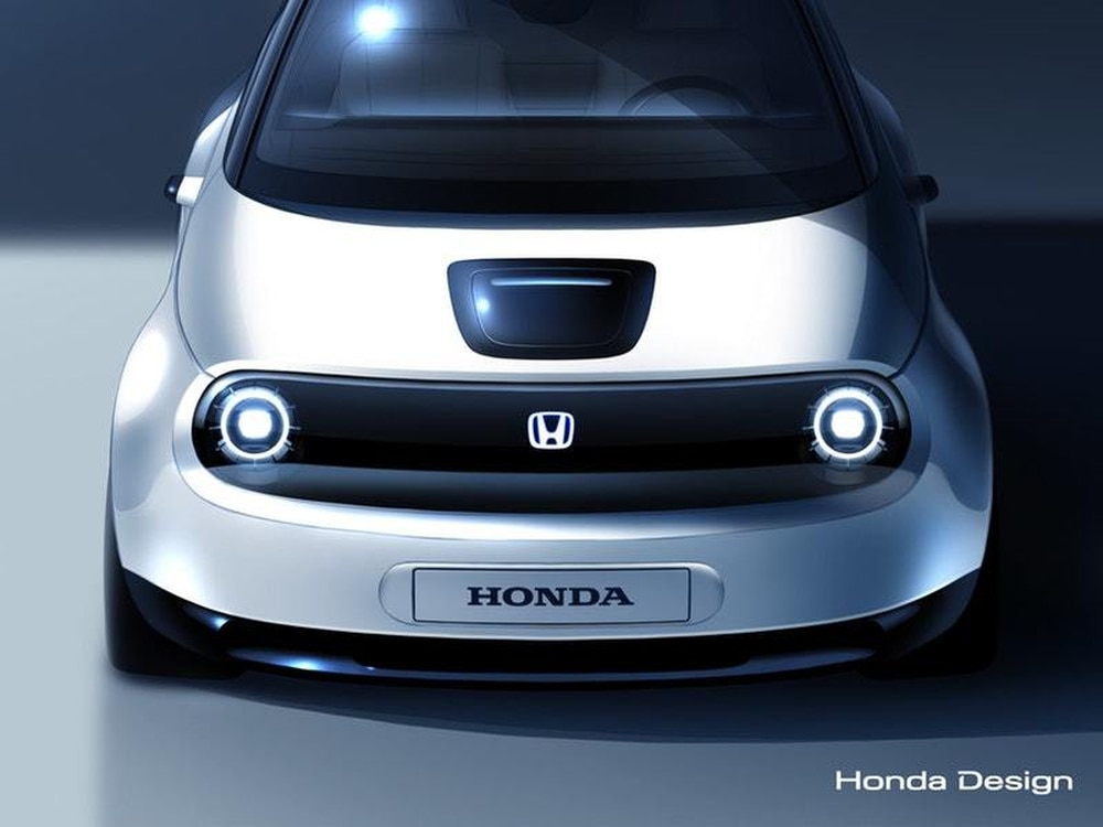 New Honda prototype hints at production-ready Urban electric vehicle