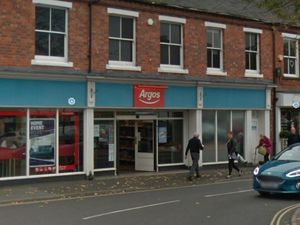Argos in Oswestry. Photo: Google