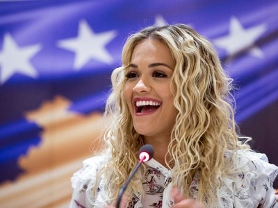 Kosovo marks decade of independence as Rita Ora headlines celebrations