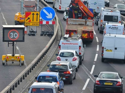 Peter Rhodes on the return of traffic jams, troubling figures for the NHS and a great moment in journalism