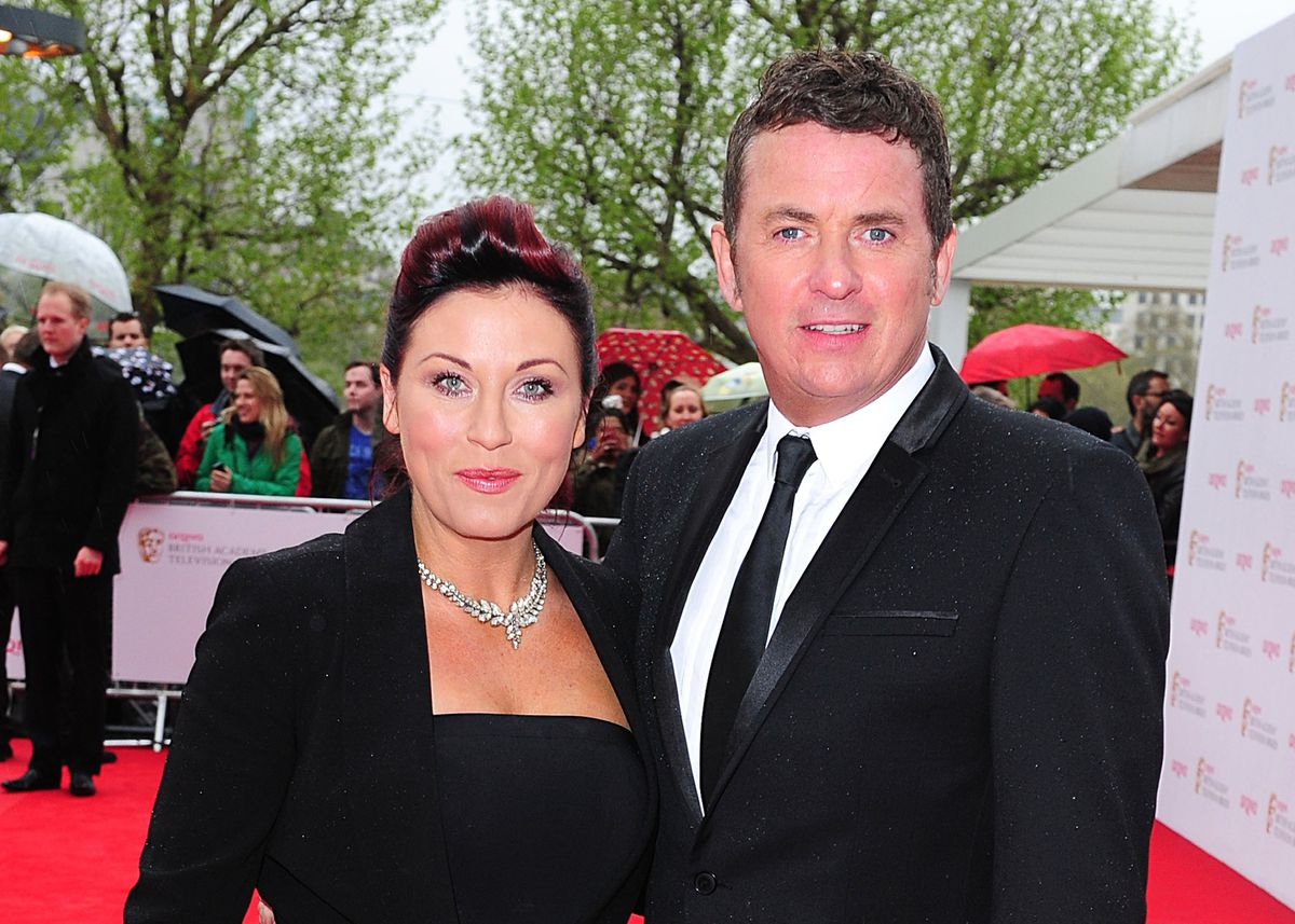 EastEnders duo Shane Richie and Jessie Wallace
