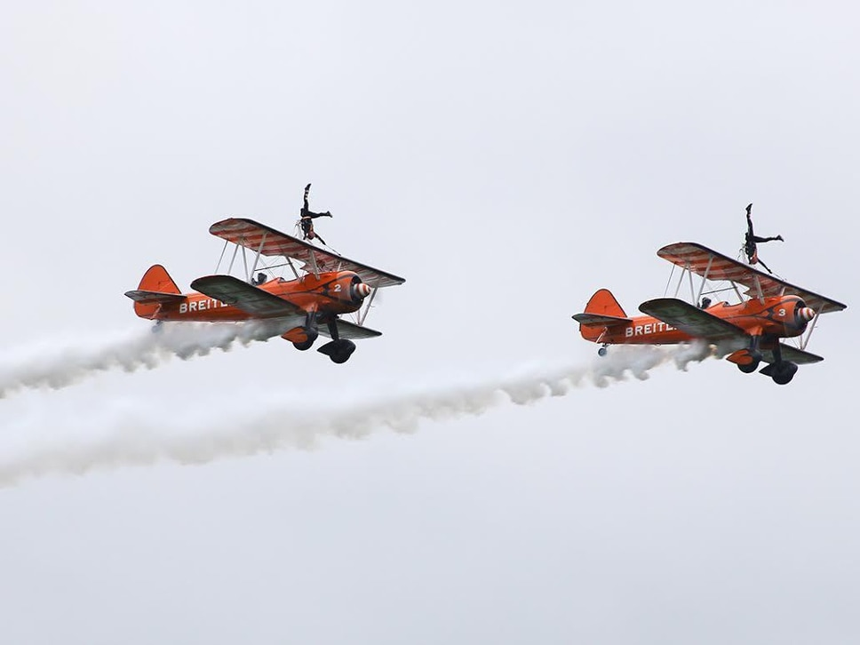 Details out of event that will replace Welshpool Air Show