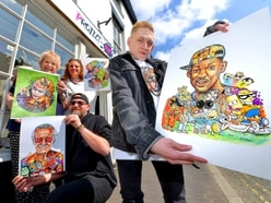 Tattooists show support for Wem Youth Club