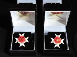 Shropshire life-savers honoured for organ donations
