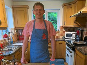 Andy Walker of Gingerbread Bakery