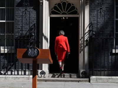 Comment: Sorry Theresa has been abandoned by all