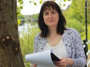 Bridgnorth Councillor Julia Buckley