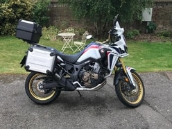 Honda's automatic Africa Twin is a commuter's dream