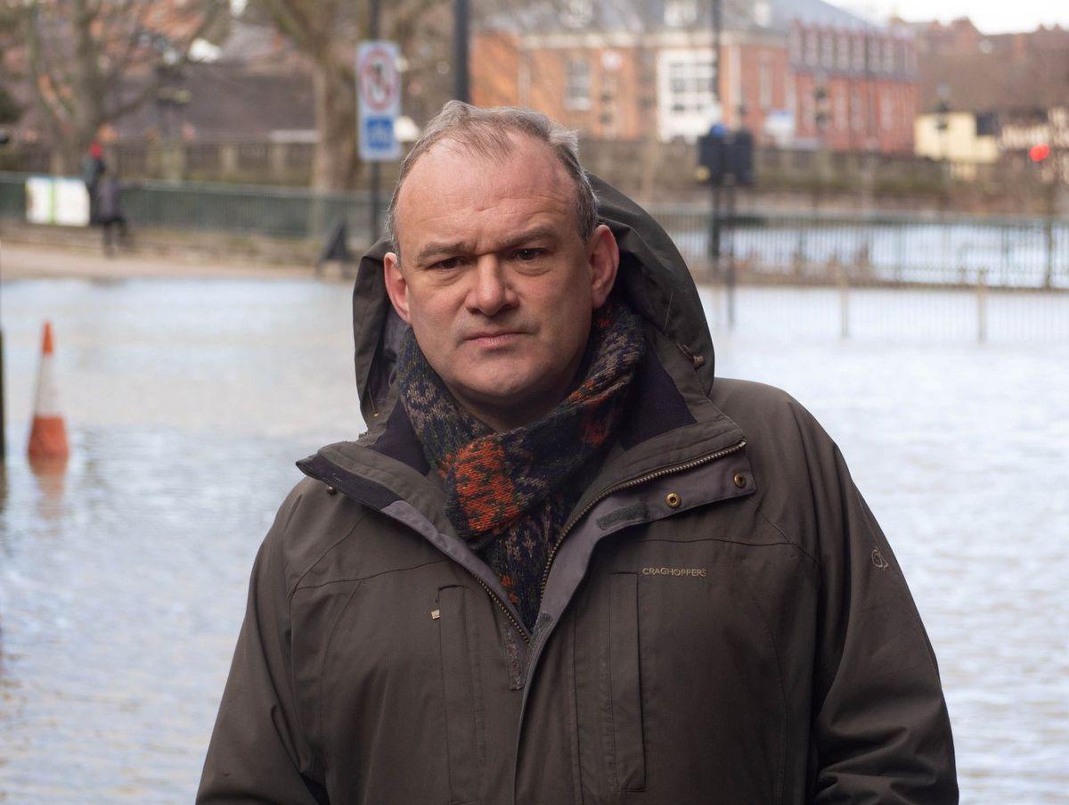 Ed Davey, Lib Dem leader