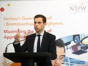 Minister for Economy, Transport and North Wales, Ken Skates