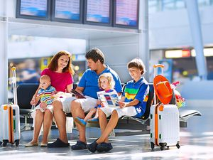 Great escape – make sure your family holiday is a happy one