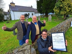 Ancient artefacts on display at Shropshire church - with video and pictures