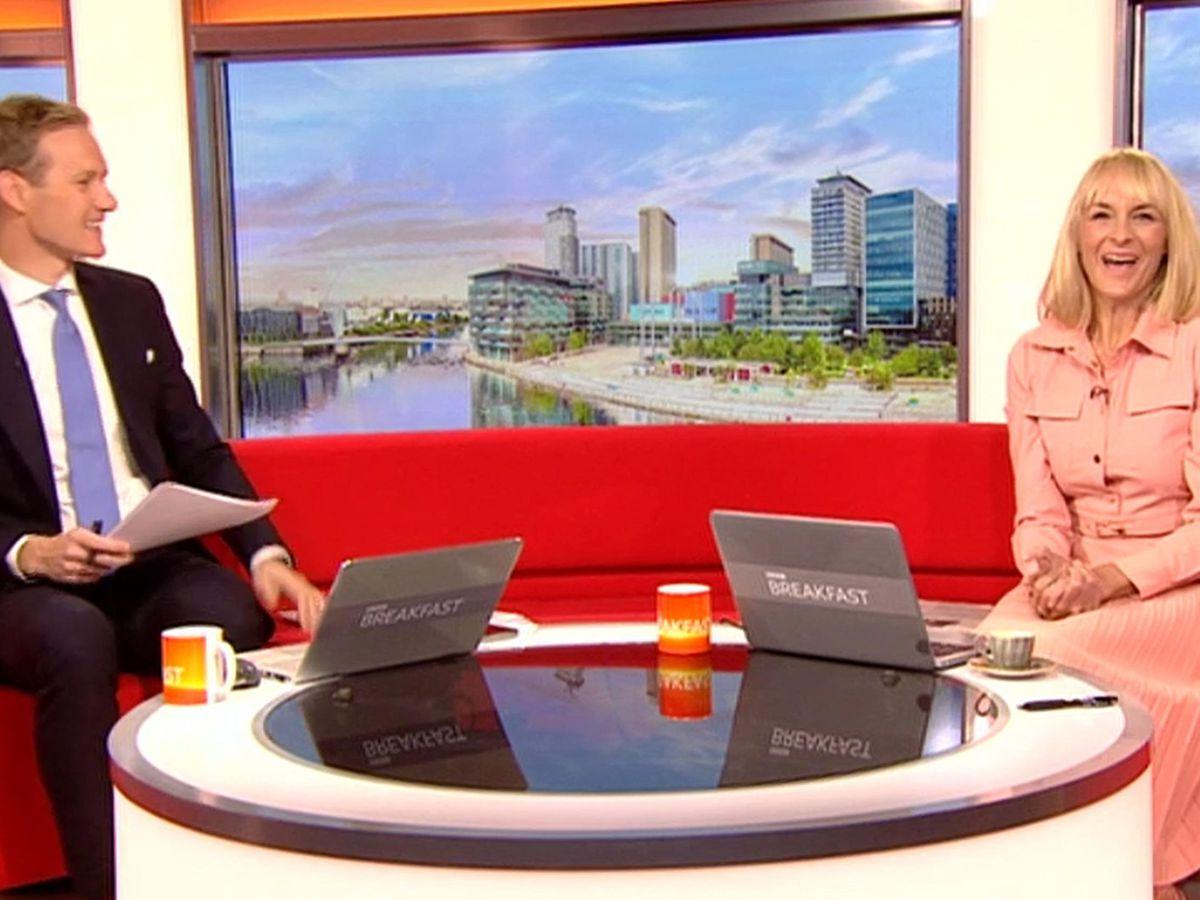 Louise Minchin leaves BBC Breakfast
