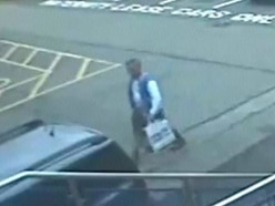 CCTV image released after attempted robbery of midwife at Telford hospital