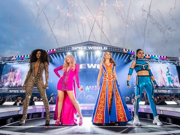 Spice Girls bring stunning show to Midlands on tour - review with pictures