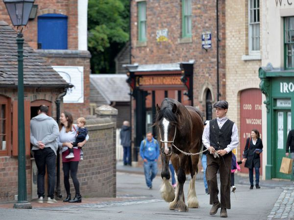 Free entry is being offered to Telford residents to Blists Hill