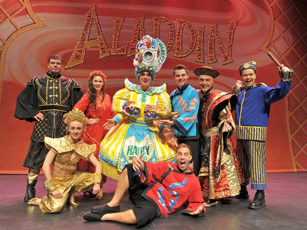 Countdown on as Shrewsbury panto promises to be bigger and better than ever - with video and pictures