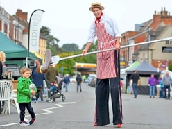 Sizzling fun at Newport Food Frenzy - with pictures