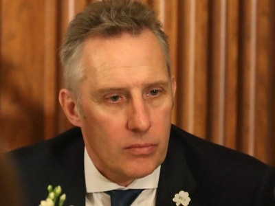 Ian Paisley thanks North Antrim voters after after narrowly surviving recall petition