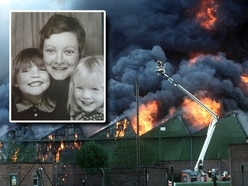 COD Donnington blaze: Payout for family after toxic depot fire death