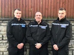 Criminals set to see double as identical twins join police