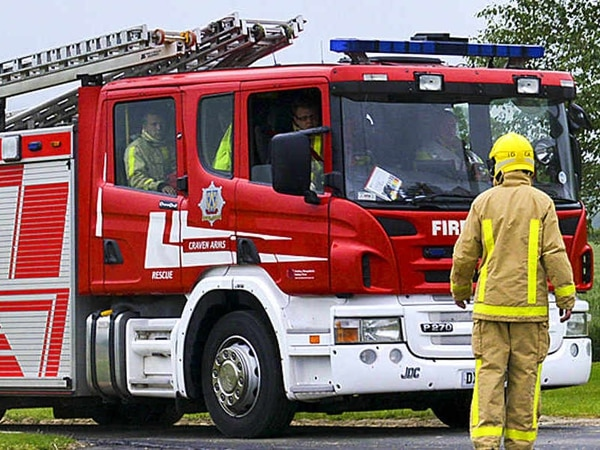Five Shropshire chimney fires over single weekend