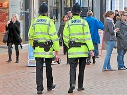 Extra police officer numbers for Shrewsbury, Telford and Oswestry revealed