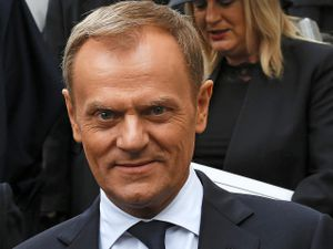 'Withering' – Donald Tusk