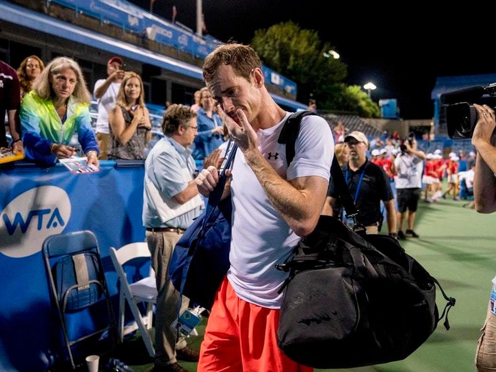 Nishikori nemesis Zverev reaches semi-finals, Murray withdraws