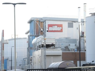 Inquest opens into death of worker, 24, at Müller's Market Drayton factory