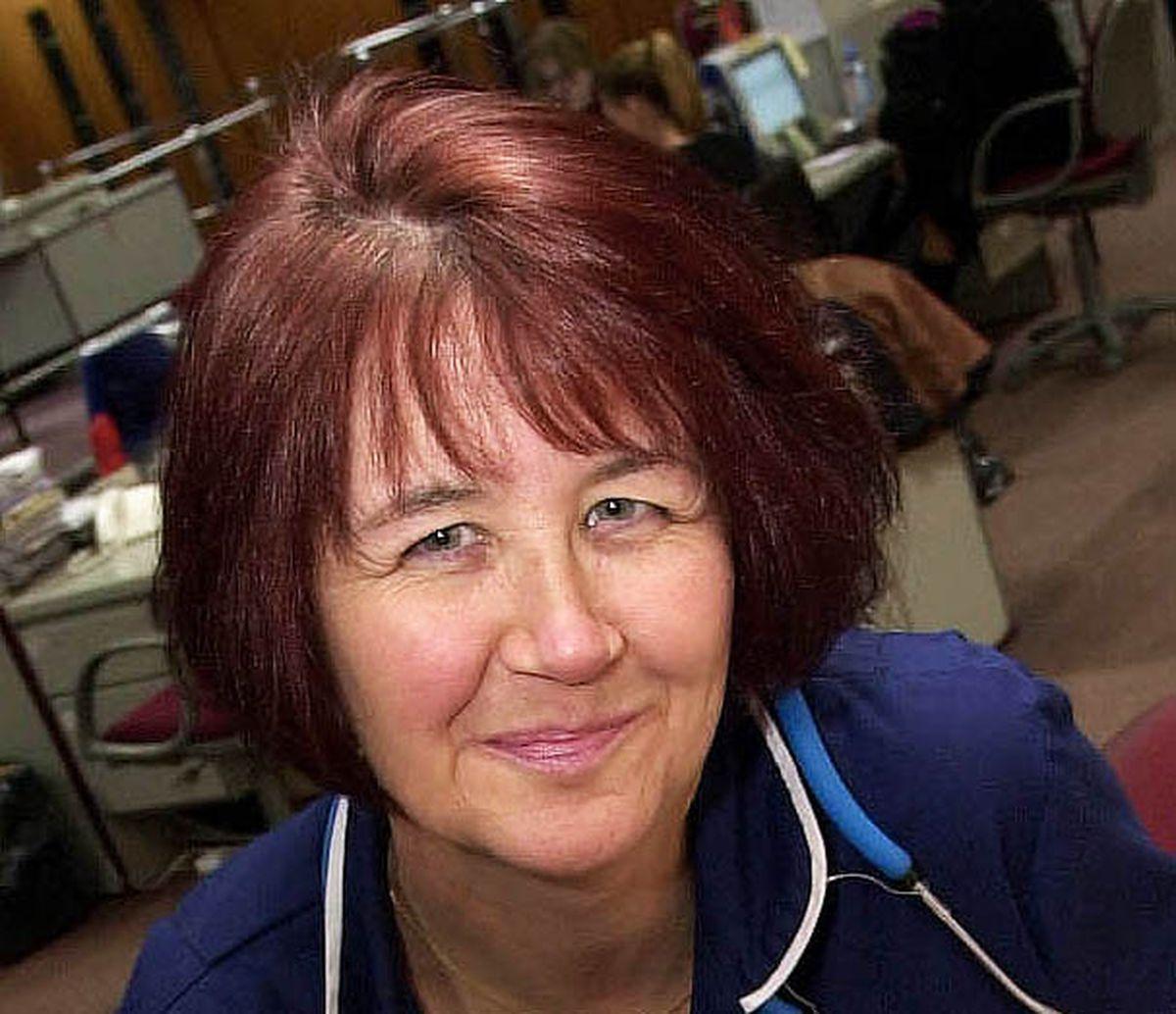 Retired nurse Judy Fox died in July 2020