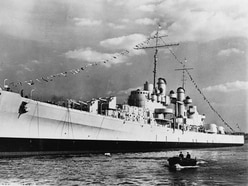 Discovery of ship blown apart during Second World War brings closure