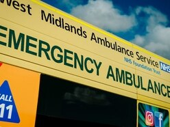 Woman hurt as thumb gets trapped in fencing in Shropshire