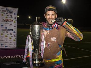 Wolves skipper Rory Schlein - new British Champion. Picture: Taylor Lanning.
