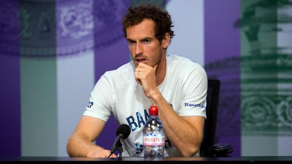 Andy Murray Withdraws From US Open