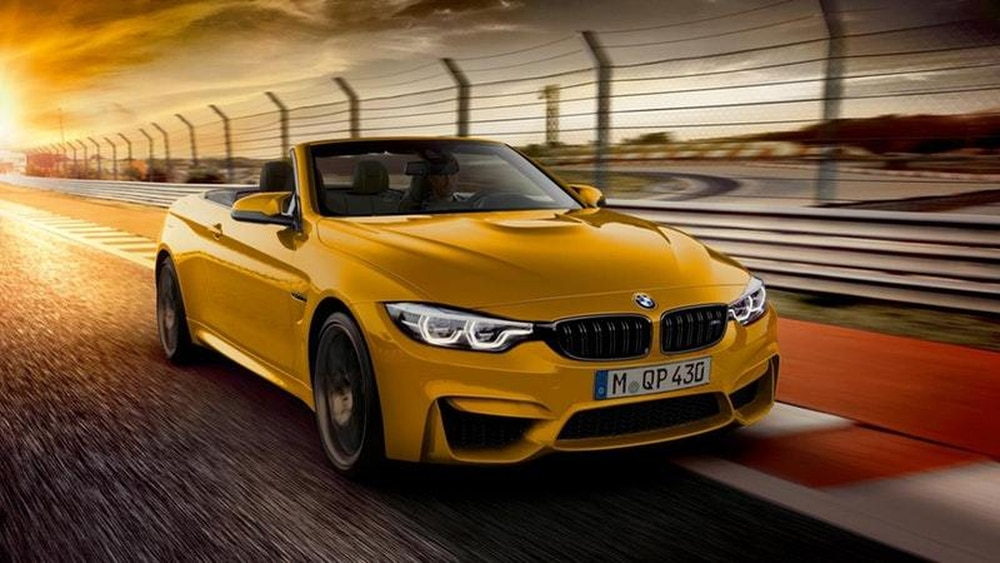 BMW M4 Convertible Edition 30 Jahre - only 300 units