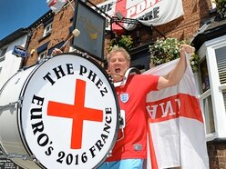 C'mon England! Shropshire pubs set to be packed out as World Cup fever grips