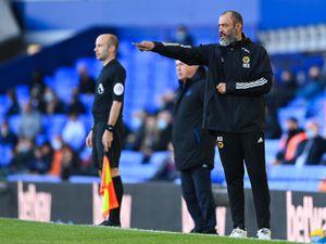 Nuno Espirito Santo the head coach / manager of Wolverhampton Wanderers points (AMA)
