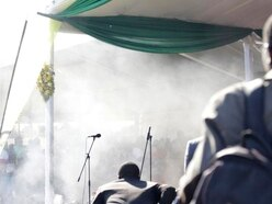 It was inches from me: Zimbabwe president escapes unhurt after rally explosion